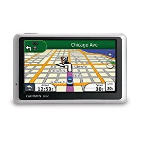 Garmin nüvi 1350 4.3-Inch Portable GPS Navigator (Factory Refurbished)