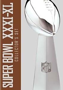 Super Bowl XXXI-XL Collector's Set