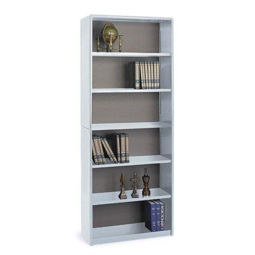 safco 7174gr value mate series bookcase