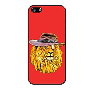 Vibhar printed case back cover for Apple iPhone 5c SherSutta