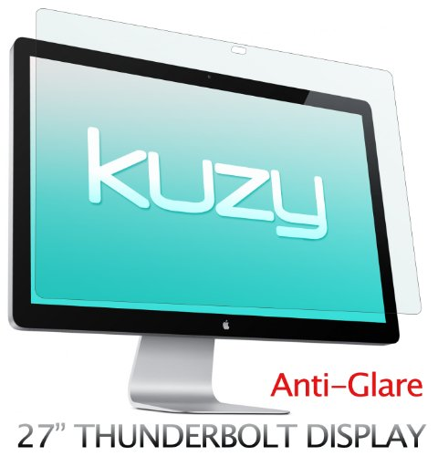 """Kuzy - Anti-Glare Matte Screen Protector Filter For 27 Inch Apple Thunderbolt And/Or Cinema Display 27"""" Model: A1316 And A1407 - Anti-Glare"""