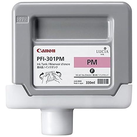 Canon 1491B001 Cartouche d'encre magenta lumière pour Imageprograf IPF 8000/8000 S/8100/9000/9000 S/9100