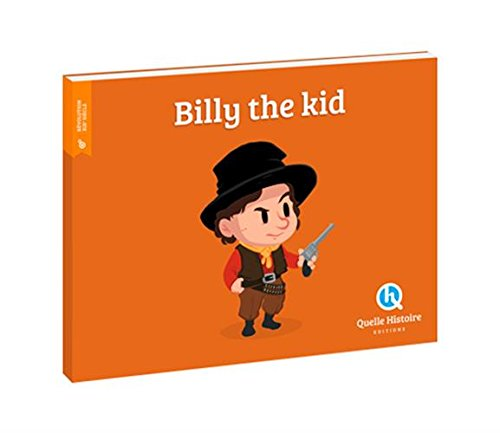 BILLY THE KID (hist.jeunesse)