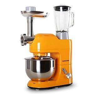 Klarstein lucia orangina robot da cucina multifunzione for Robot da cucina multifunzione