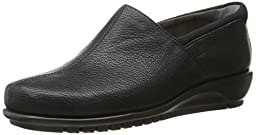 Aerosoles Women\'s Backbend Slip-On Loafer,Black,6 M US