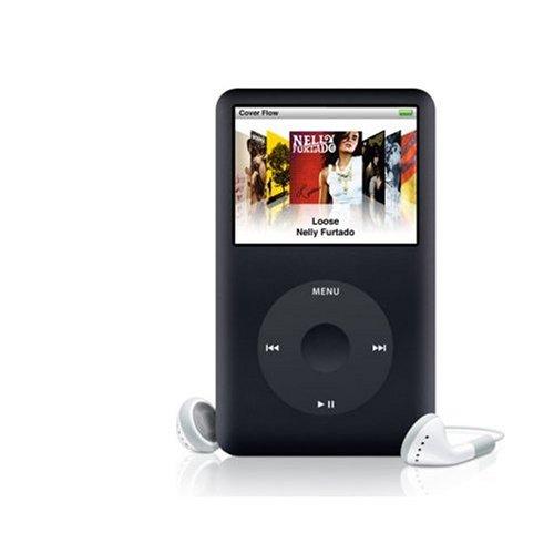 iPod classic black 80GB