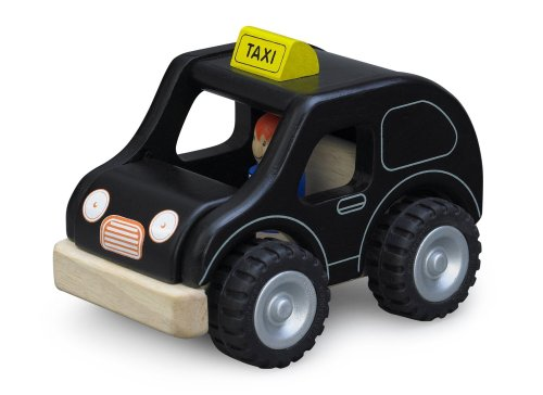 Wonderworld Mini Taxi - 1
