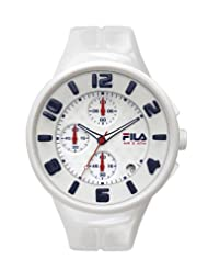 Fila Filacasual Analog Dial Men's Chronograph Watch - 38-033-001
