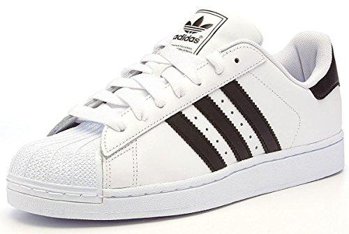 adidas Adidas Originals Superstar II, Scarpe outdoor multisport uomo Bianco bianco/nero UK9.5 /EU44