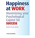 img - for Happiness at Work: Maximizing Your Psychological Capital for Success (Paperback) - Common book / textbook / text book
