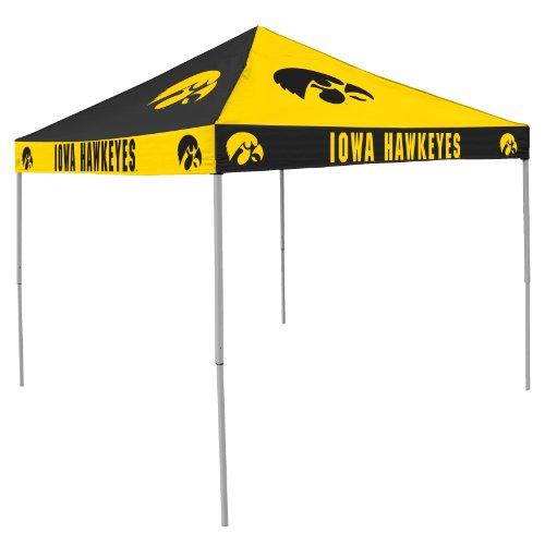 Ncaa Iowa Hawkeyes Checkerboard Tent