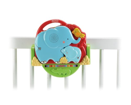 Fisher-Price Luv U Zoo Crib 'N Go proyector Chupete