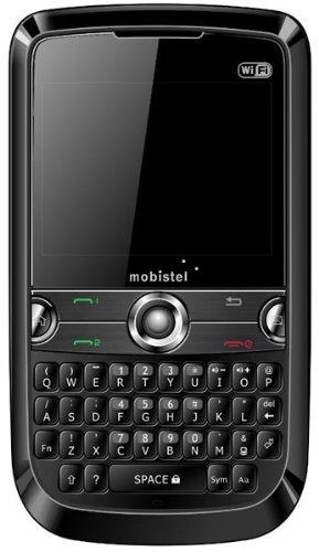 Mobistel EL560 Handy (ohne Branding, Dual-Sim, 6,1 cm (2,4 Zoll) Display, 3,2 megapixels) schwarz