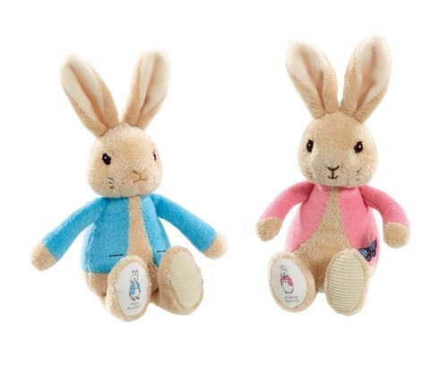 My First Peter Rabbit Beanie Rattle - 1