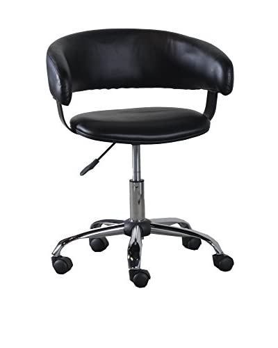 Powell Contemporary Gas Lift Desk Chair