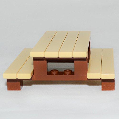 Lego Furniture Black Upright Piano Custom Set New Parts