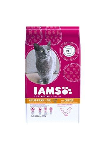iams-cat-food-senior-mature-savoury-roast-chicken-255kg-2550g
