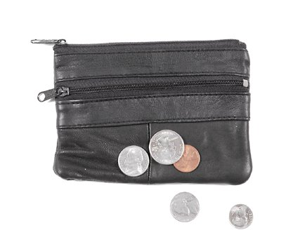 L.I Lambskin Deluxe Coin Purse