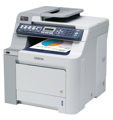 Best prices on brother mfc 9440cn color laser all in for Best home office multifunction printers
