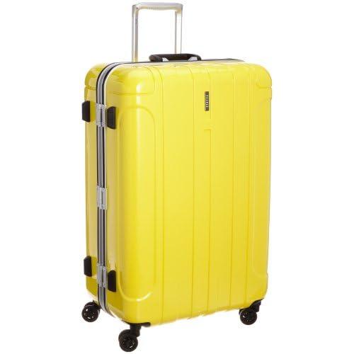 [ピジョール] PUJOLS アルモニー スーツケース 68cm・85リットル・4.8kg(ACE製) 05734 13 (イエロー)