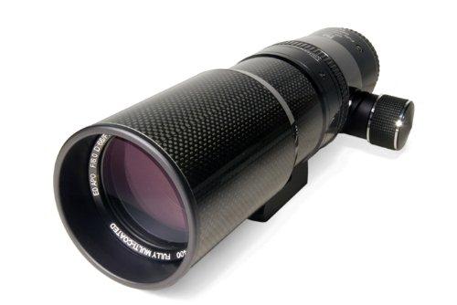 Levenhuk Ra R66 ED Doublet Carbon OTA apochromatic refractor 66 mm carbon tube case