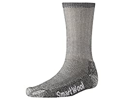 SmartWool Trekking Heavy Crew Socks (Gray) X-Large