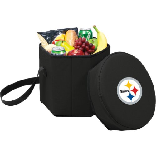 Picnic Time Pittsburgh Steelers Bongo Cooler at SteelerMania