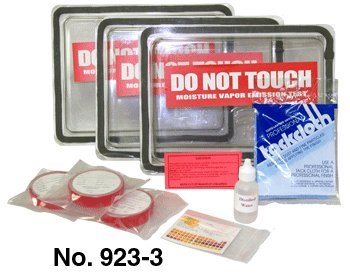 Gundlach Calcium Chloride Test Kit 3-Pack