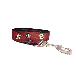 NCAA Florida State Seminoles Dog Leash (Team Color, Large)