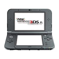 Nintendo 3DS XL - Black by MECCA Electronics