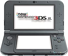 New Nintendo 3DS XL - Black