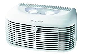 Honeywell Compact Air Purifier with Permanent HEPA Filter, HHT-011