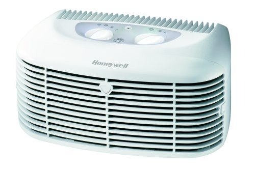 Honeywell HHT-011 Compact Air Purifier with Permanent HEPA Filter