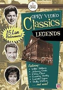Opry Video Classics: Legends