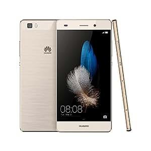 Amazon.com: Huawei P8 Lite ALE-L21 16GB Gold, Dual Sim, 5-Inch