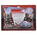 Cars Deluxe Roll and Go Art Desk - Disney's Cars Art Set