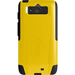 OtterBox Commuter Series Case for Motorola DROID Mini - Retail Packaging - Yellow/Black