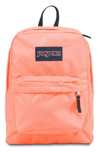 JanSport JanSport Superbreak Backpack, Coral Peaches