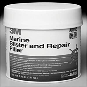 3M Marine High Strength Repair Filler (1 Quart) by 3M