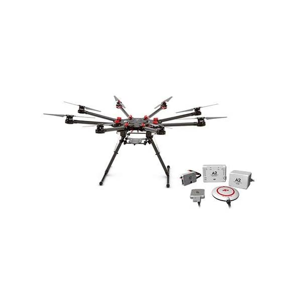 DJI-Spreading-Wings-S1000-Octocopter-with-A2-Flight-Controller