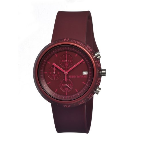Issey Miyake Silaz007 Trapezoid Mens Watch