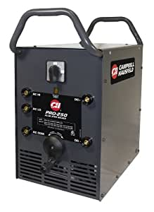 Campbell Hausfeld WS4369 Pro-250 230-Volt AC/DC Stick Welder