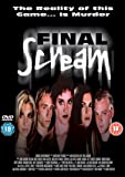 Final Scream [DVD]