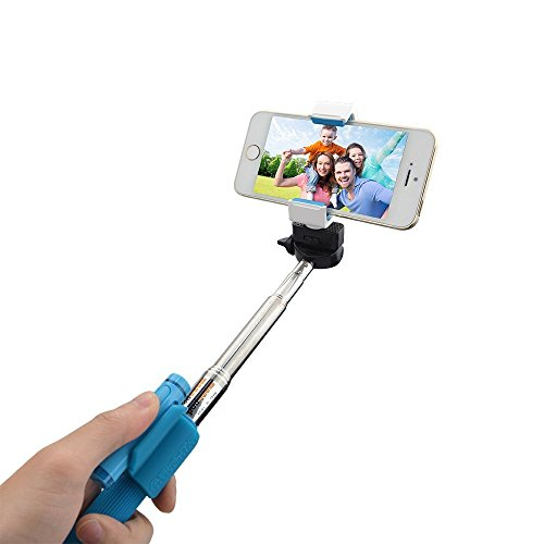 4 in 1 phone camera kit self timer self portrait bluetooth shutter 4 extendable handheld. Black Bedroom Furniture Sets. Home Design Ideas
