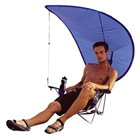 Kelsyus Backpack Beach Chair with Canopy