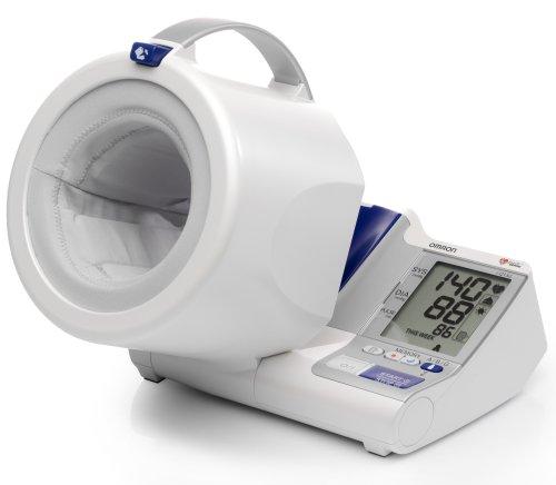 Omron Spot Arm IQ142 Upper Arm Blood Pressure Monitor With 22-42cm Cuff