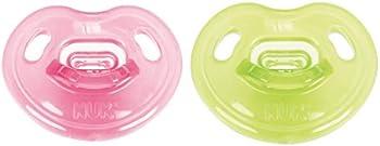 2-Pk. NUK Silicone Newborn Baby Pacifier
