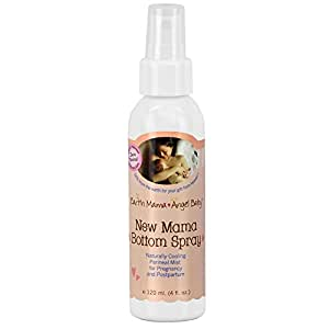 EARTH MAMA ANGEL BABY BOTTOM SPRAY (Pack of 1)