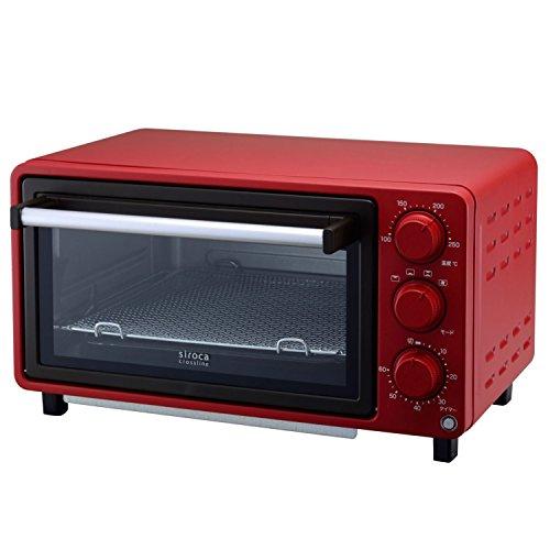 Siroca crossline mini non fly oven SCO-601RD (Red)