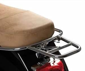 Original Vespa Zubehör - Gepäckträger chrom für Roller S LX